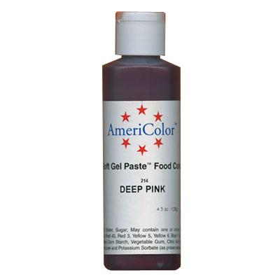DEEP PINK AMERICOLOR 4.5 OZ SOFT GEL COLOUR