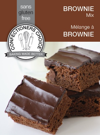 Gluten Free Chocolate Brownie Mix - 13 oz