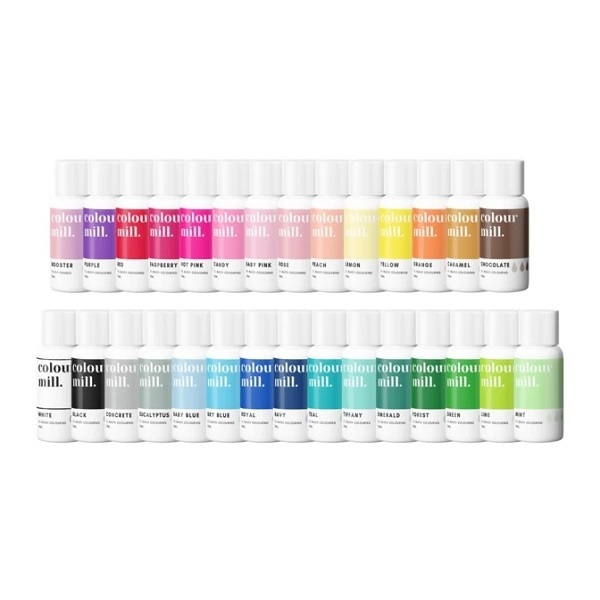 Colour Mill Oil Based Colouring
