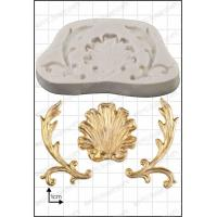 Baroque Shell Mold
