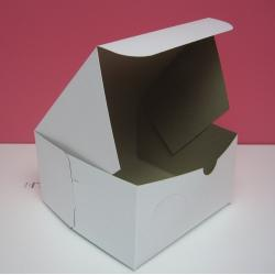 7x7x4 White Box (no window)