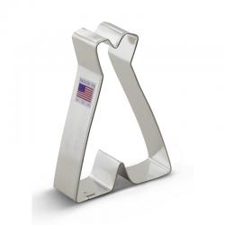 Teepee Cookie Cutter - 4 1/8""
