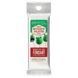 SHORT DATE Buddy Valastro Green Fondant 4.4 oz