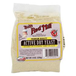 Active Dry Yeast by Bob's Red Mill - 226g