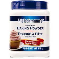 Baking Powder by Fleischmann's - 340g