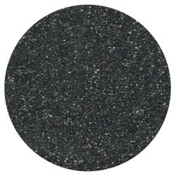 SHORT DATE Sanding Sugar - Black 4 oz