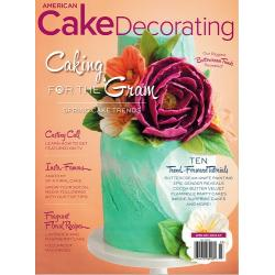 American Cake Decorating Magazine - April 2019