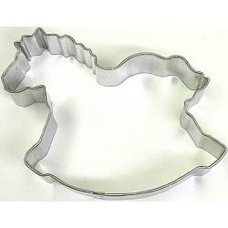 Rocking Horse Cookie Cutter - 4""