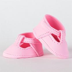 Baby Mary Jane Shoes - Pink