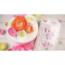 Easiest Ranunculus Ever by FMM Sugarcraft