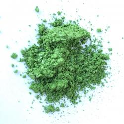 Green Pearl Lustre Dust - 25 grams