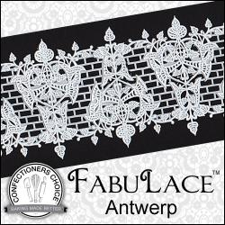 LAST CALL Antwerp Fabulace Lace Mat