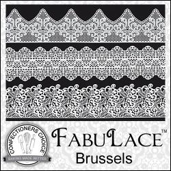 LAST CALL Brussels Fabulace Lace Mat
