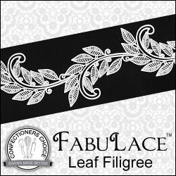 Leaf Filigree Fabulace Mat