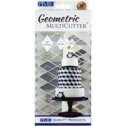 Geometric MultiCutter - Diamond Set of 3 by PME