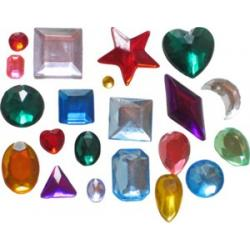 Assorted Gem Set 2 Silicone Mold
