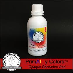 December Red Opaque PrimAIRy Colors - 75ml