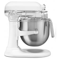 8 Qt Commericial Kitchenaid Mixer - White
