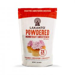 Lakanto Powdered Sweetener - 1 lbs (453g)