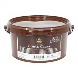 Cocoa Nibs - 1kg Pail by Cacao Barry