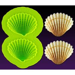 Large Cockle Shell Silicone Mold