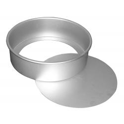 "Cheesecake pan removable bottom 10""x3"""