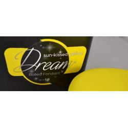 Sun Kissed Yellow Dream Fondant - 2 lbs
