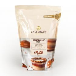 Callebaut Milk Chocolate Crispearls. 800 Grams