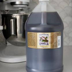 Pure Madagascar Vanilla Extract - 1 gallon by Lorann Oils