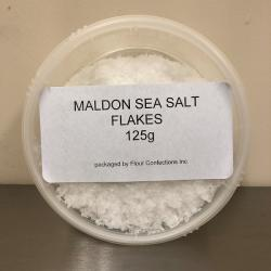 REPACKAGED Maldon Sea Salt Flakes - 125 grams